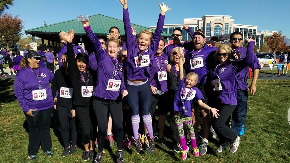 purple 5k